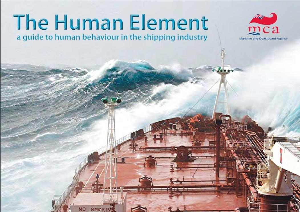 MCA- A guide to human behavior in the shipping industry
