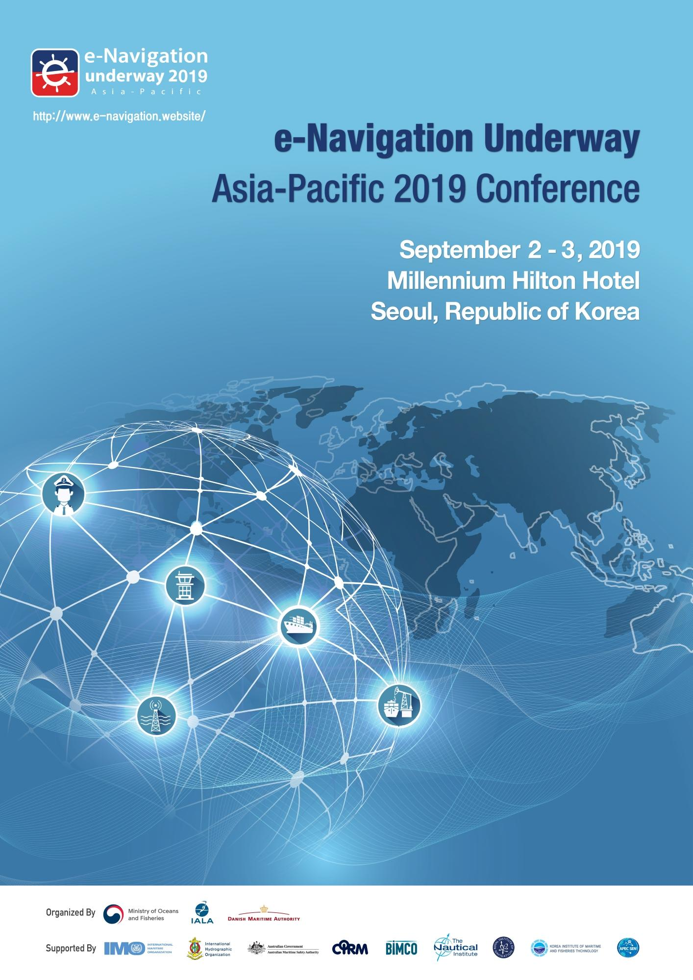 e-Navigation Underway 2019: Asia - Pacific